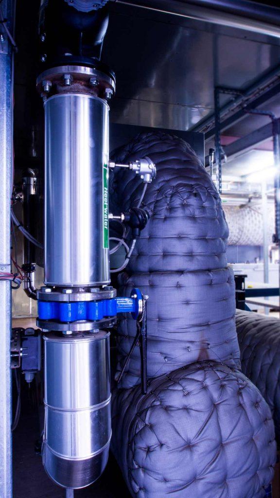 Baes verwarming installatie